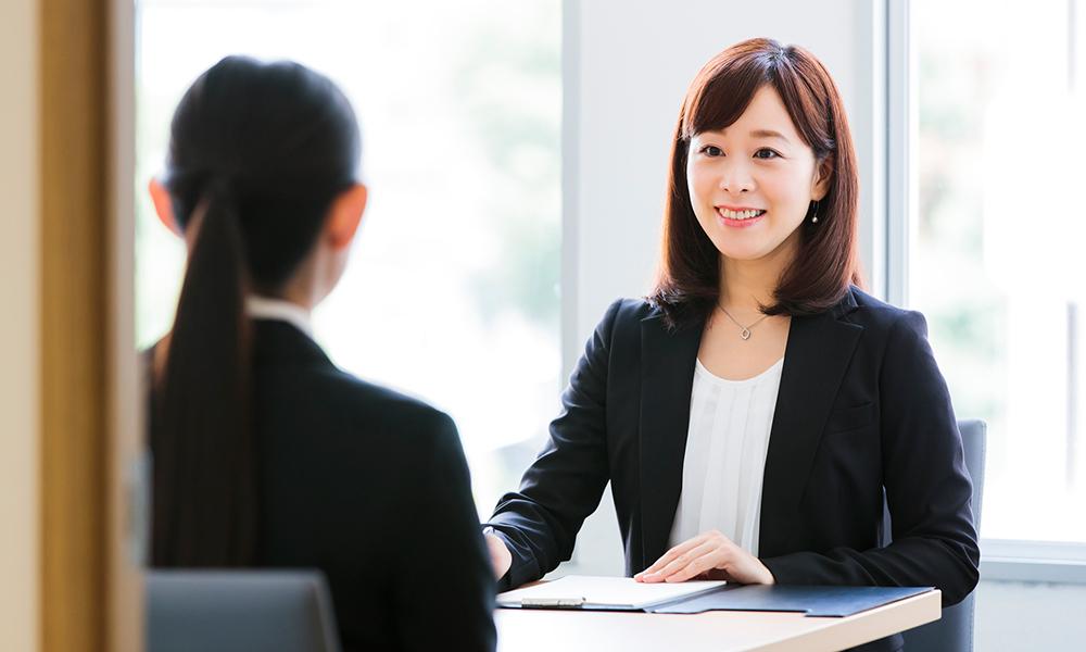 当事務所で無料面談・または事務所以外での面談